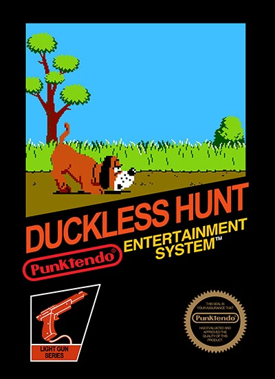 Punktendo-Duckless-Hunt