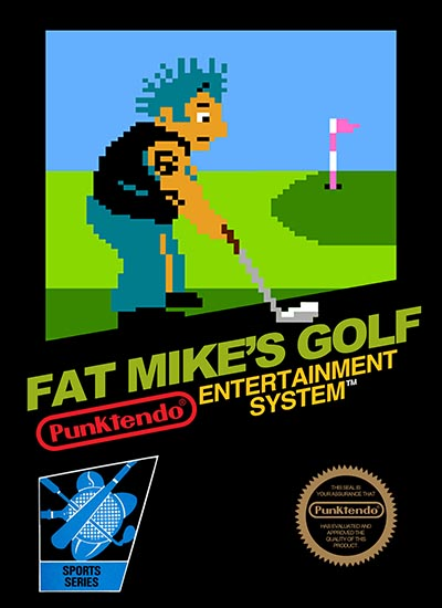 Punktendo-Fat-Mikes-Golf