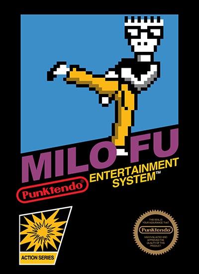 Punktendo-Milo-Fu